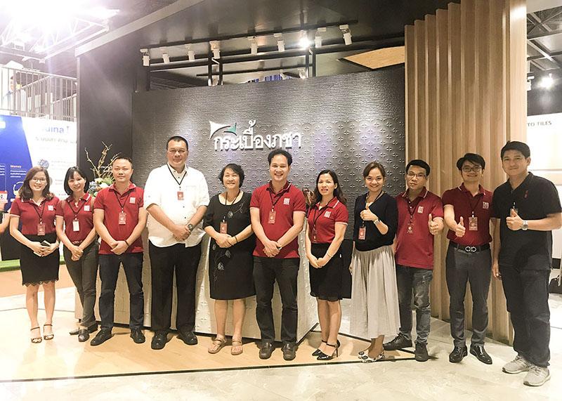 PERFETTO tham dự triển lãm Thái Lan 2018
