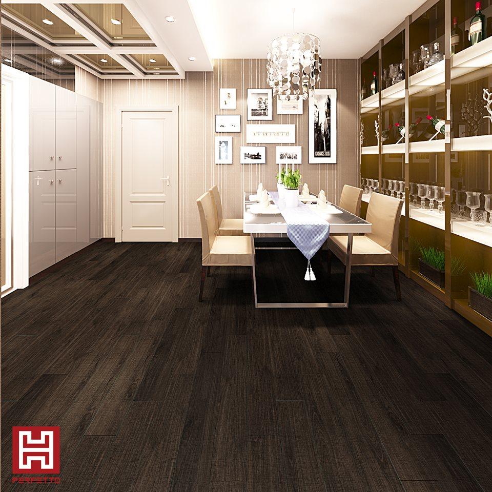 Cách chọn gạch vân gỗ cho từng không gian